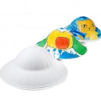 MTD-001 塗鴉紙漿夏涼帽