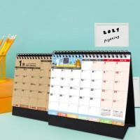 BC-05212  2021年B6/32K索引三角月曆/桌曆