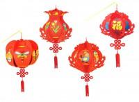 新年手工材料包 - 宮燈