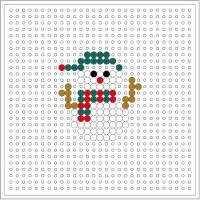 拼豆-聖誕圖片7