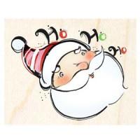 楓木印章 - F154 - 聖誕歡樂 聖誕老人