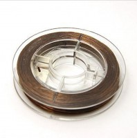DIY-8014 0.8mm三色多股彈力線100米一卷 diy飾品串珠100m/卷