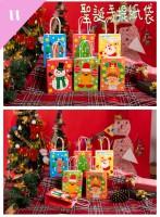 聖誕手工材料包 - 聖誕手提袋