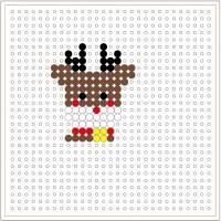 拼豆-聖誕圖片5