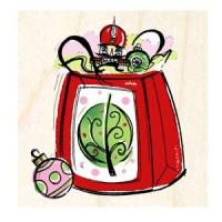楓木印章 - F156 - 聖誕歡樂 聖誕禮物