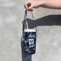 台灣珠友文具 - 迷彩可調式提把飲料袋