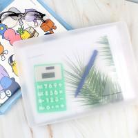 台灣珠友文具 - A4文件整理盒(雙扣)/2cm