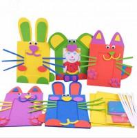 MKB-001 EVA兔子相框