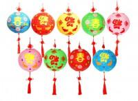 新年手工材料包 - 春福燈籠