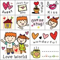 Love World(MCS印章組)