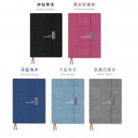 BC-50460 A5/25K 2021年直式週誌/週計劃/日誌手帳+甘特圖-磁性書衣