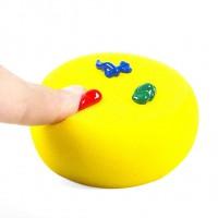 MTF-082 圓形黃色海綿台