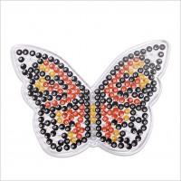 5MM模板-蝴蝶