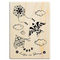G278 - 楓木印章- 美好光之莊園 風箏