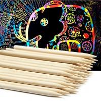 MTF-042 刮畫專用竹筆