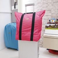 台灣珠友文具 - 直式行李箱提袋