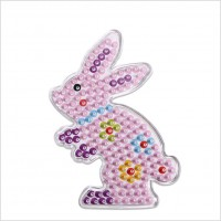 5MM模板-小白兔