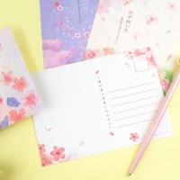 台灣珠友文具 - 明信片-櫻の日