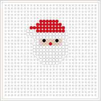 拼豆-聖誕圖片6