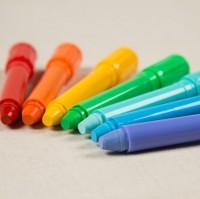 MTF-049-053 水溶性蠟筆