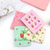 台灣珠友文具 - 小豆本便利貼 - 莓好生活