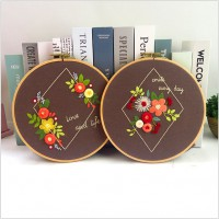 CAC-017 2020新品刺繡手工製作創意DIY材料包