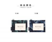 台灣珠友文具 - 迷彩票卡夾/票卡夾/卡片收納/萬用票夾/識別證件套