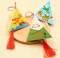 MDK-005 端午節手工diy粽子幼稚園香包香囊掛飾