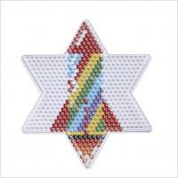 5MM模板-大六角形