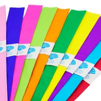 MDJ-004 彩色皺紋紙-10張裝