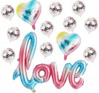QI-047 Love 愛心氣球裝飾