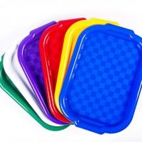 MTF-046 長方形調色顏料盤