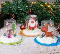 MKT-003 聖誕節手工diy聖誕魔法杯自製兒童場景