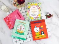 GB-05319 可愛直式紙袋/禮品袋/禮物袋/手提紙袋(小小)