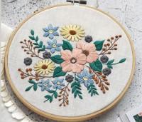 冷清秋刺繡材料包