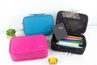 PB-60192 雙層超級大筆袋/工具包/收納包(XL)-Simple